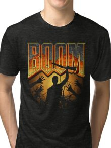 This is my Boomstick T-shirt Tri-blend T-Shirt