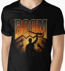 This is my Boomstick T-shirt Men's V-Neck T-Shirt