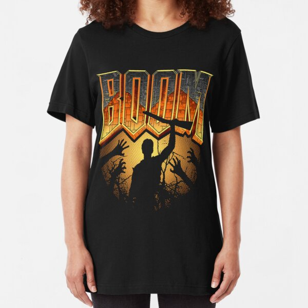 This is my Boomstick T-shirt Slim Fit T-Shirt