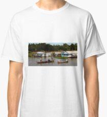 A Floating Community - Viet Nam Classic T-Shirt