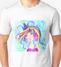 Whimiscal Party Girl T-Shirt