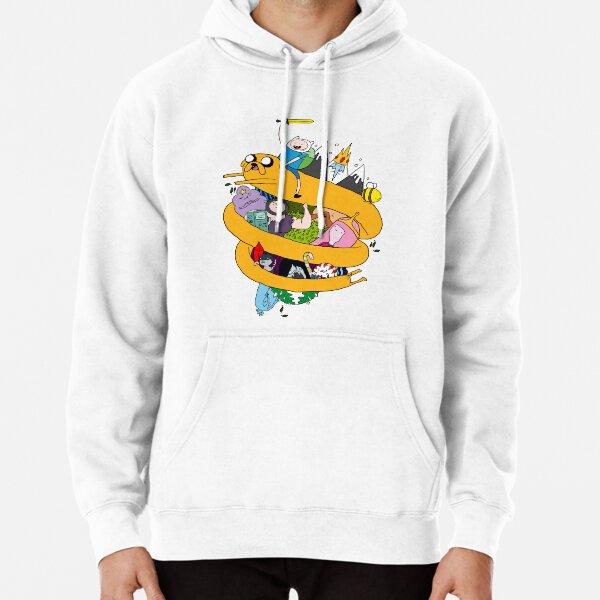 Adventure Time Pullover Hoodie