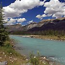 Kootenay River by Michael Collier