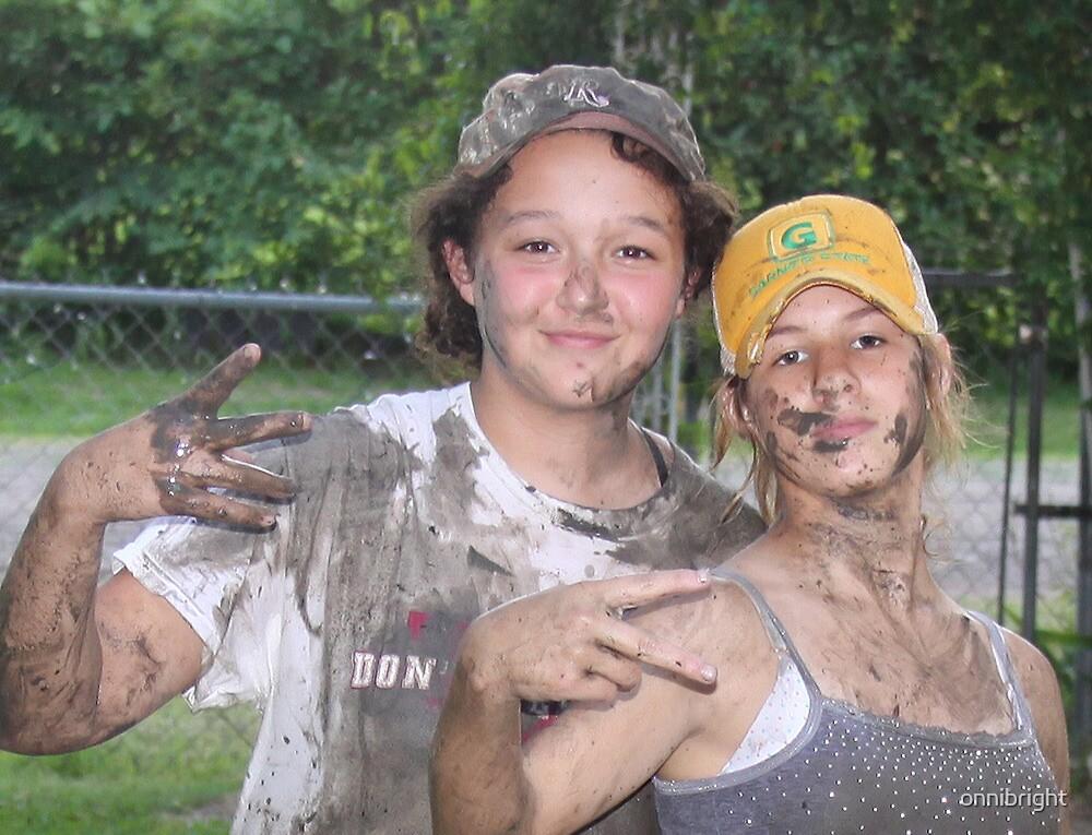 Mud girls by onnibright
