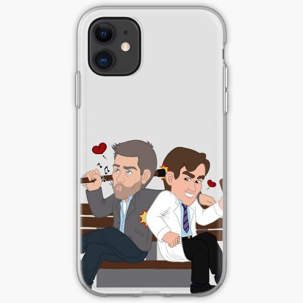 Medical (B)romance iPhone Soft Case