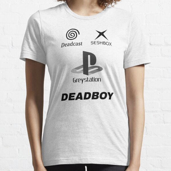 DEADBOY SESH GREYSTATION Essential T-Shirt