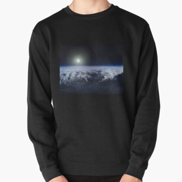 Until the end of time Pullover Sweatshirt