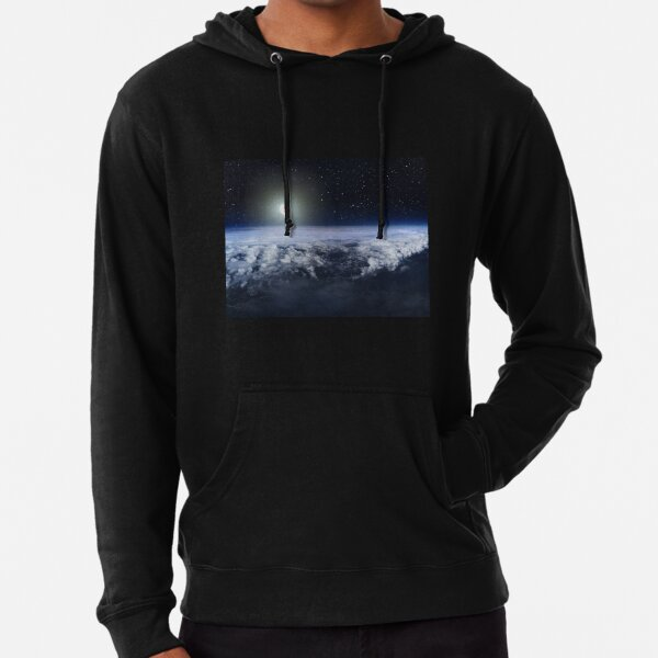 Until the end of time Lightweight Hoodie