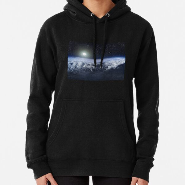 Until the end of time Pullover Hoodie