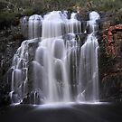 McKenzie Falls by Peter Hammer