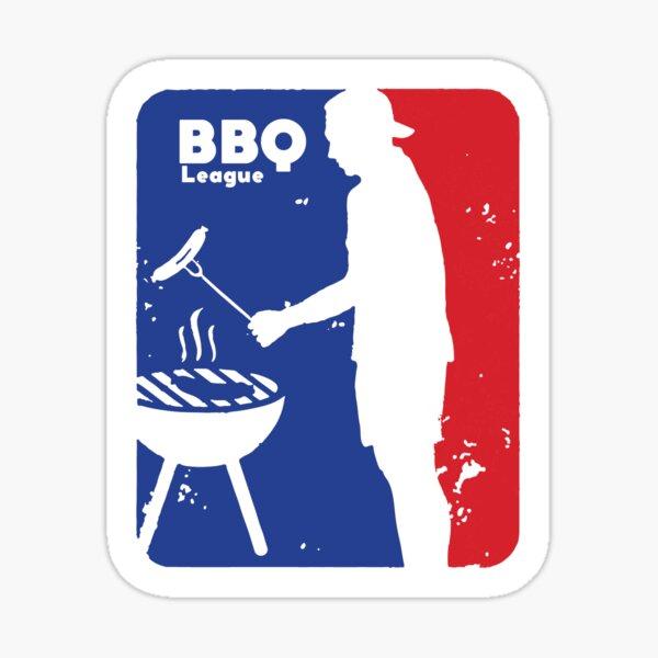 BBQ Barbecue Sticker