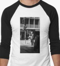 The Big Issue Seller Men's Baseball ¾ T-Shirt