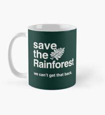 Speichern Sie den Amazonas-Regenwald Tasse (Standard)