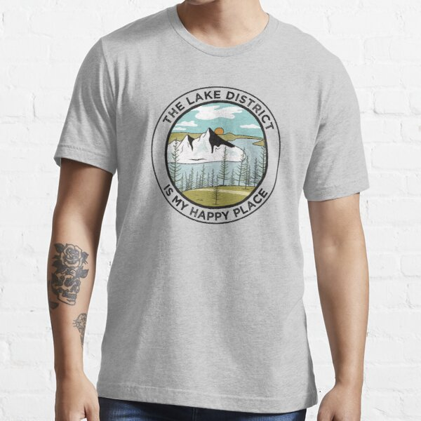 The Lake District is my Happy Place Essential T-Shirt
