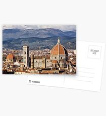 Florence Postcards