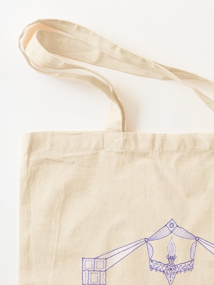 Alternate view of Merch #32 -- Stiltorch Tote Bag