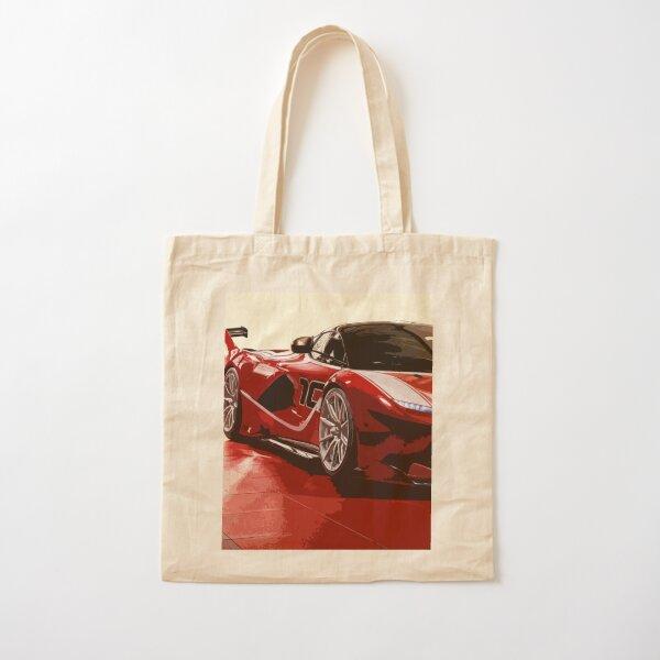 Ferrari FXX K Cotton Tote Bag