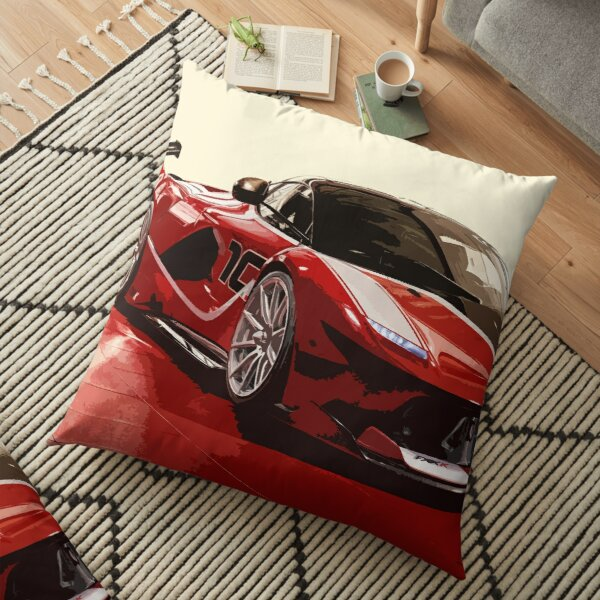 Ferrari FXX K Floor Pillow