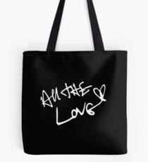 All The Love H x Tote Bag