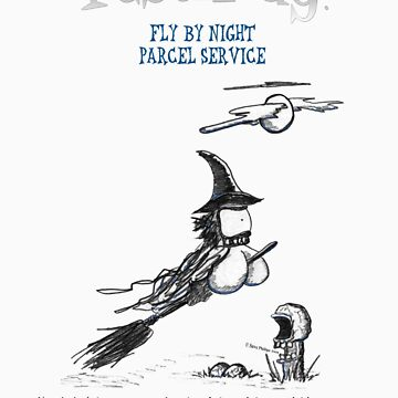 Testihag - Fly by Night Couriers by sunpatchac