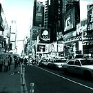 The Everyday Spirit of Manhattan  by velkovski
