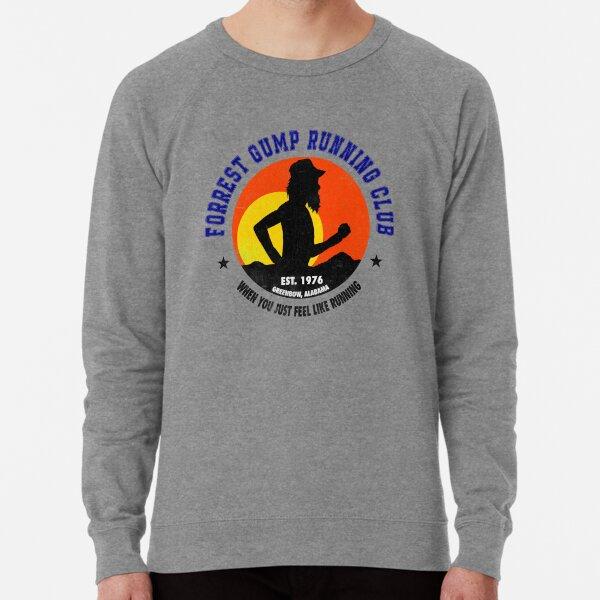 Forrest Gump Running Club Sudadera ligera