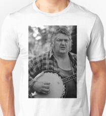 Banjo-man - aka MarkyB T-Shirt