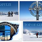 Zugspitze ~ Top of Germany by ©The Creative  Minds
