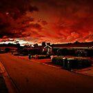 I See Red... by Rinaldo Di Battista