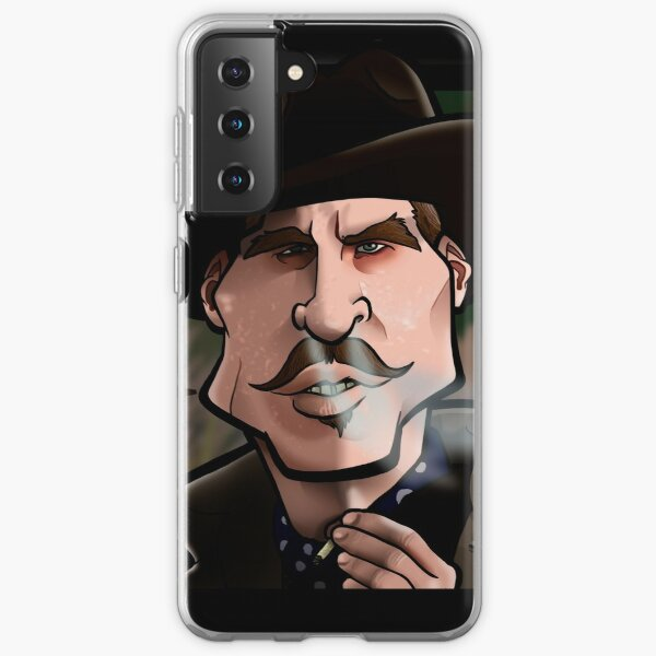 I'm Your Huckleberry (Tombstone) Samsung Galaxy Soft Case