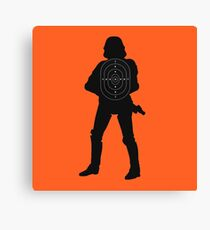 Stormtrooper Canvas Print