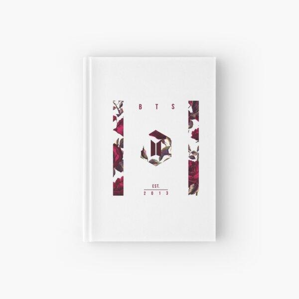 BTS Est. 2013 Vintage Roses Hardcover Journal