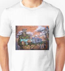 Graffiti - Bakery Lane Brisbane T-Shirt