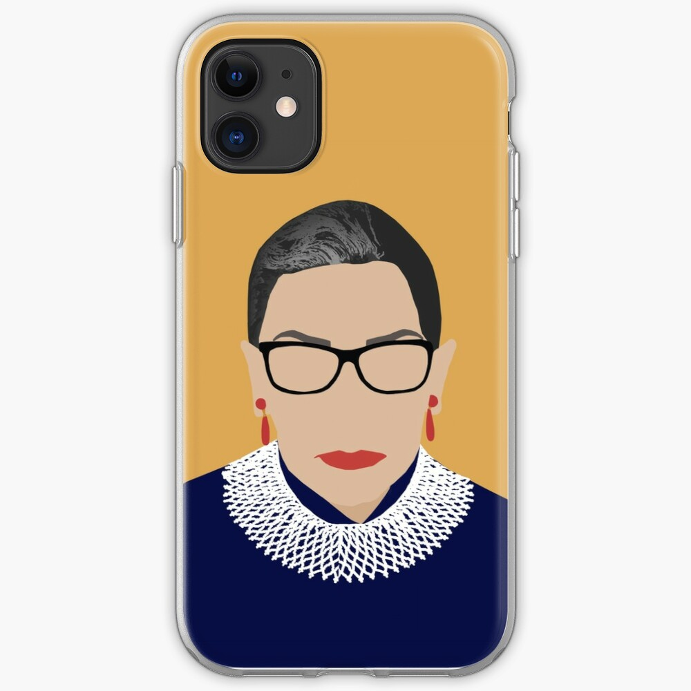Ruth Bader Ginsburg  iPhone Case & Cover