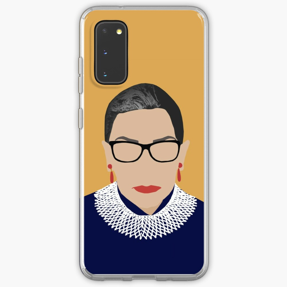 Ruth Bader Ginsburg  Case & Skin for Samsung Galaxy