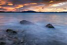 Pukaki Sunset by Michael Treloar