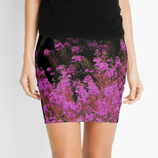 Fireweed Mini Skirt