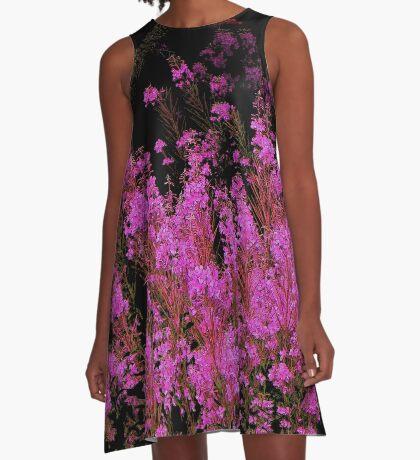 Fireweed A-Line Dress
