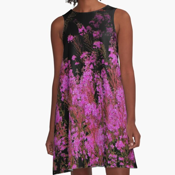 Fireweed A-Line Dress