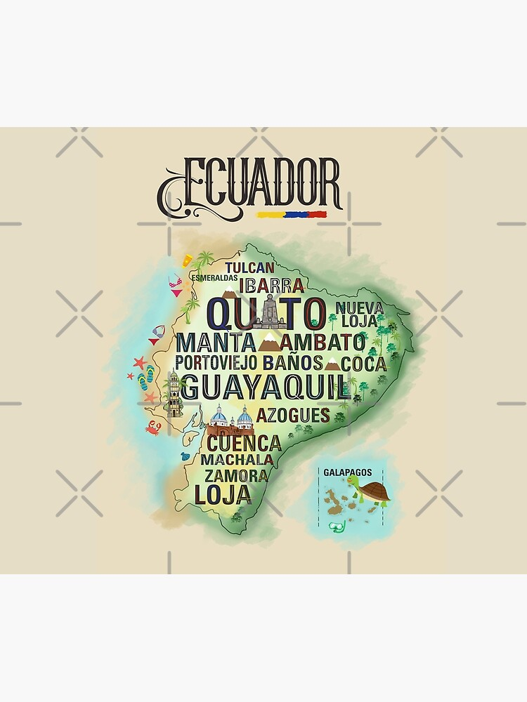 ECUADOR by RebecaZum