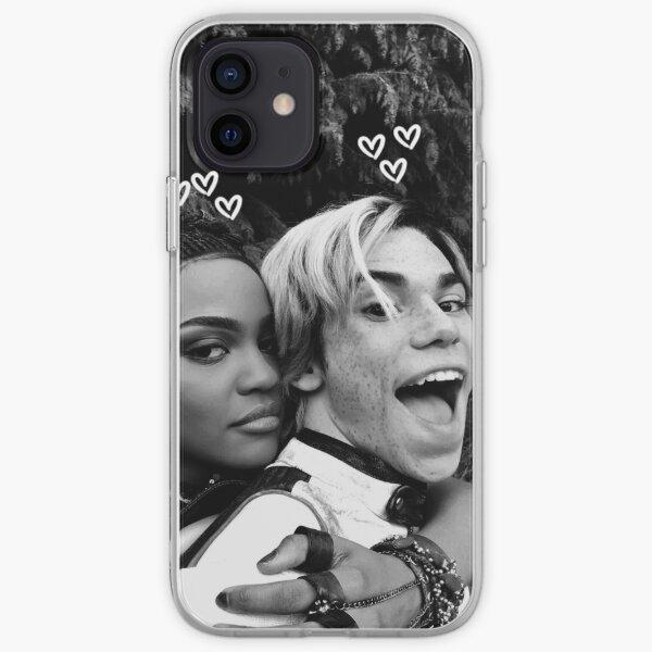 Cameron Boyce & China Anne McClain (Fanmade Descendants Merch) iPhone Soft Case