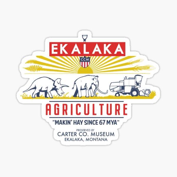 Makin' Hay Since 67 MYA Sticker