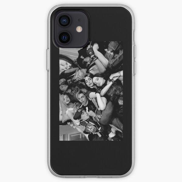 Descendants 3 Cast (Fanmade Merch) iPhone Soft Case