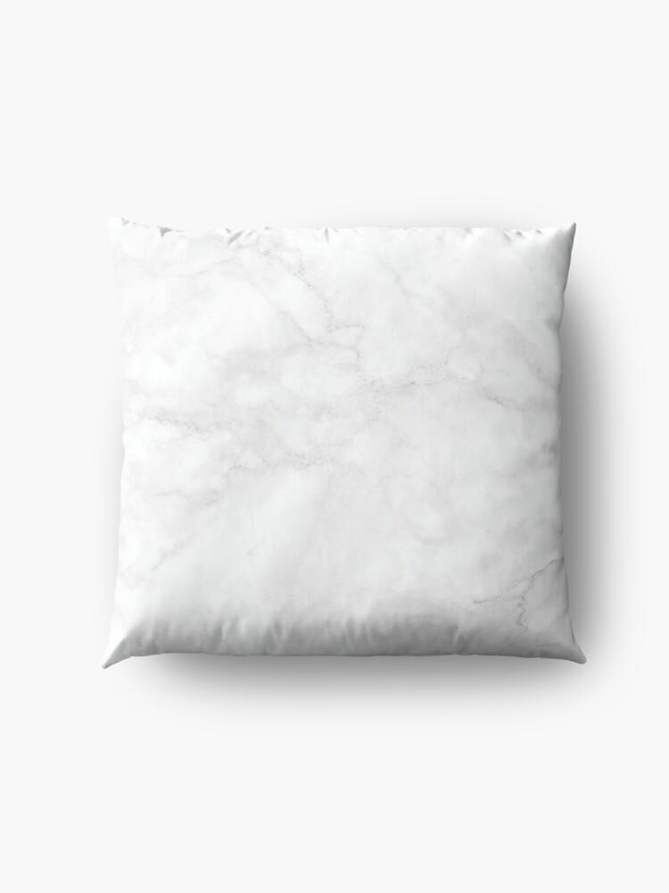 Alternate view of Marble Floor Floor Pillow