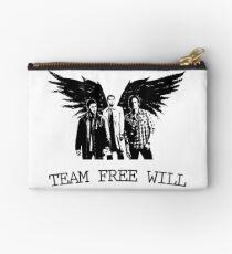 Team Free Will Supernatural Täschchen