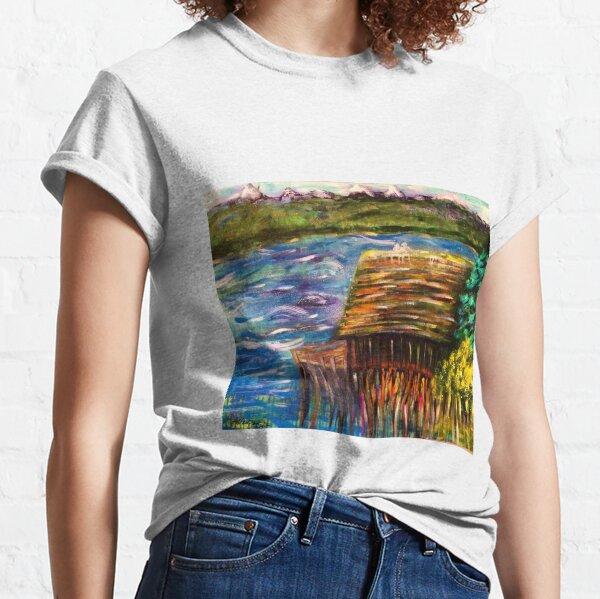 Lemolo Boathouse  Classic T-Shirt