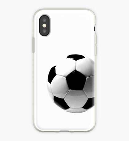 soccer baby iPhone Case