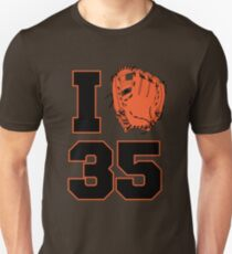 I Glove 35 Unisex T-Shirt