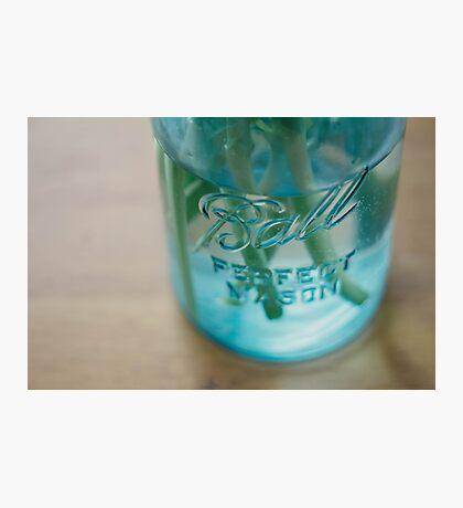 Mason Jar Photographic Print
