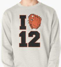 I Glove 12 Pullover